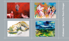 Das steirische Künstlerquartett