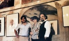 Malerfest mit Günter Grass