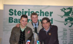 Bauernbundball-Weinetikette 2012